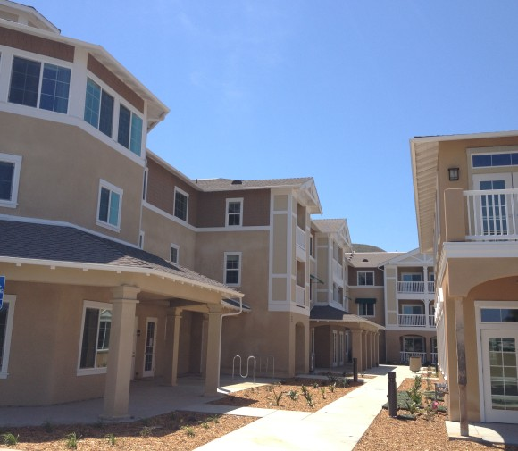 Cypress Court Senior Apartments Lompoc, Ca.