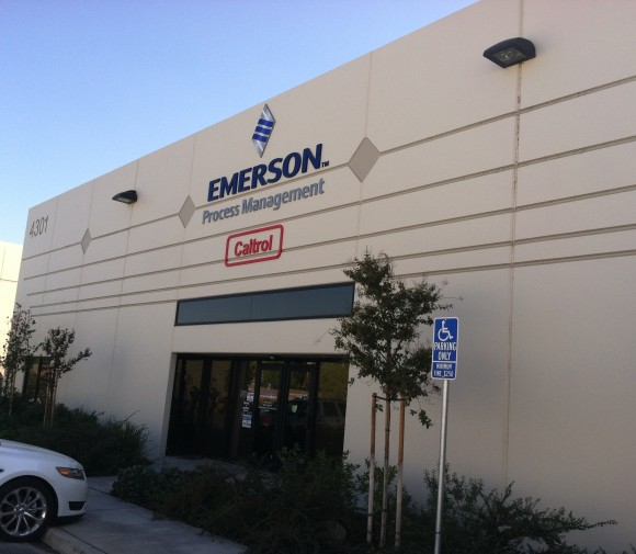 Emerson Process Management TI