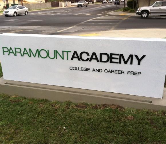Paramount Academy