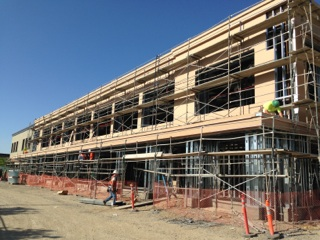 We are appling exterior gyp sheathing as the substrate to apply the EIFS